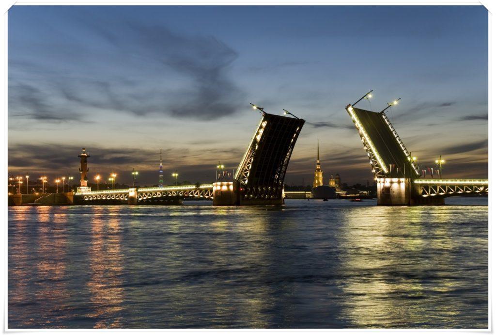 Sankt Petersburg, Białe Noce