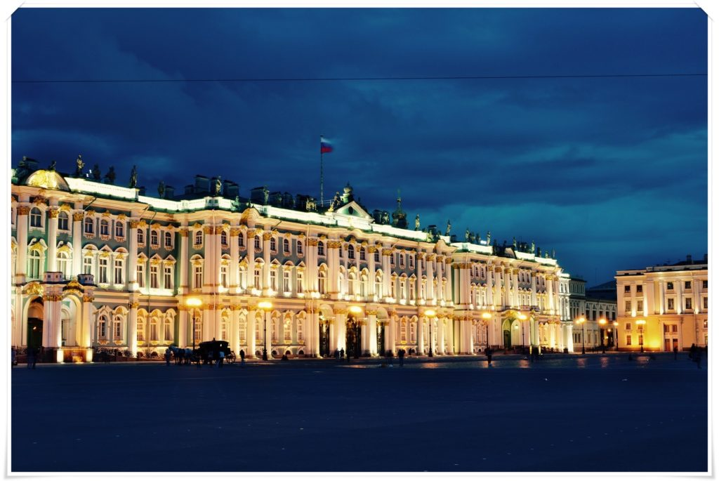 Sankt Petersburg, Ermitaż