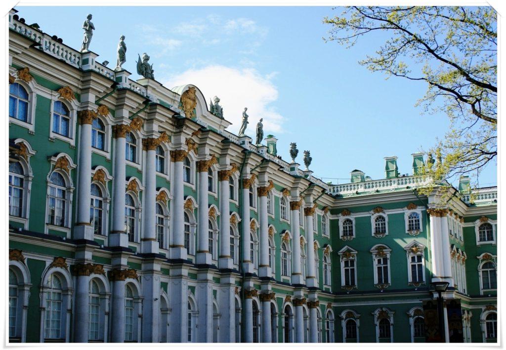 Sankt Petersburg, Pałac Zimowy