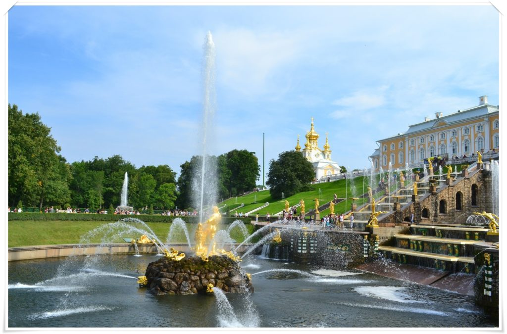 Sankt Petersburg, Carskie Sioło