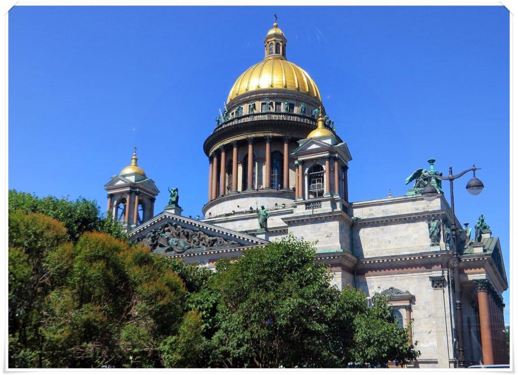 Sankt Petersburg, Sobór św. Izaaka